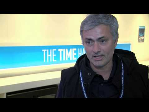 London Finale 2014 Mourinho Interview