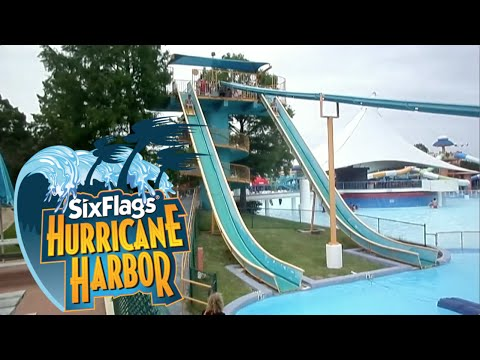 Six Flags Hurricane Harbor Arlington Tour