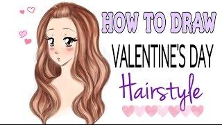 ♡ How To Draw Valentine