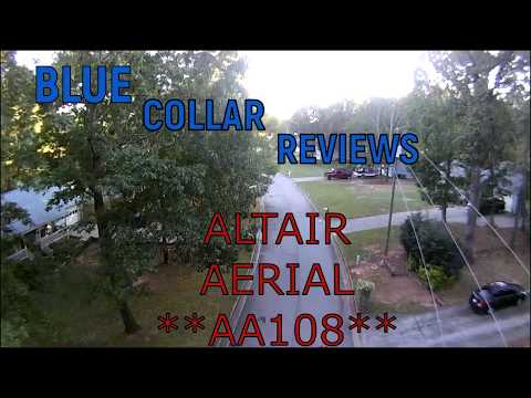 Altair Aerial AA108 Review