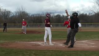 Game Summary: Prep Baseball - Coon Rapids at Irondale 4.18.19