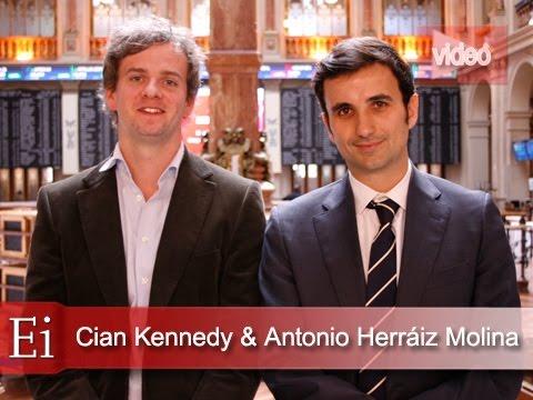 """Cian Kennedy y Antonio Herráiz Molina""""Los bancos""""... en Estrategiastv (27.05.15)"""