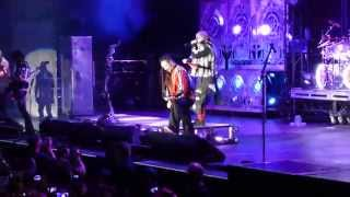 """Under and Over It"" Five Finger Death Punch@Santander Arena Reading, PA 10/1/14"