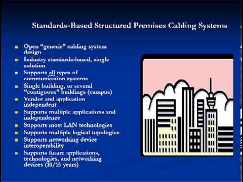 Module 8: Network Cabling Systems; Part 1 of 2