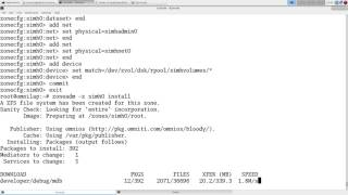 SimH in an Illumos ( OmniOS ) zone (w/ networking)