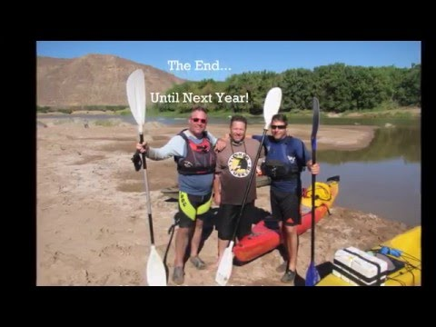 Orange River Epic, 2016