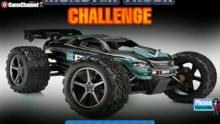 Monster Truck Challenge - Arcade Car - Free Version PC Game - Videos games for Kids - Girls - Baby