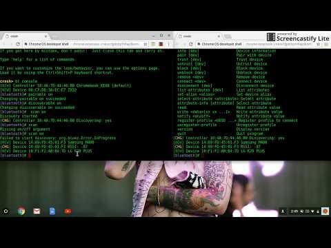 Download Lagu Hack Anyones Bluetooth Using Crosh | LAMITECHCOM