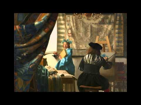 Johannes Vermeer, The Art of Painting