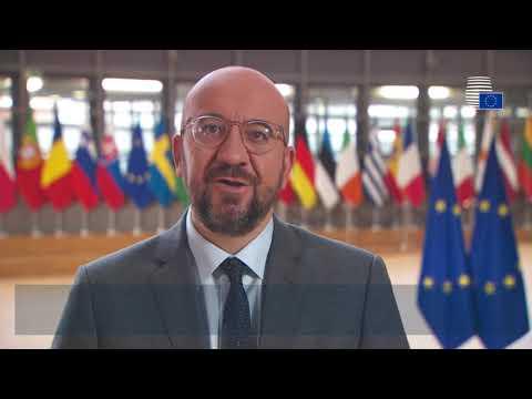 President Michel on the International Treaty on Pandemics