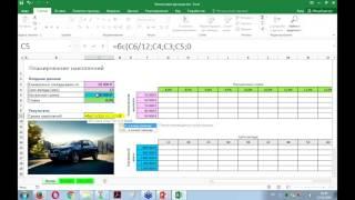 Финансовые функции в Excel и их применение в анализе