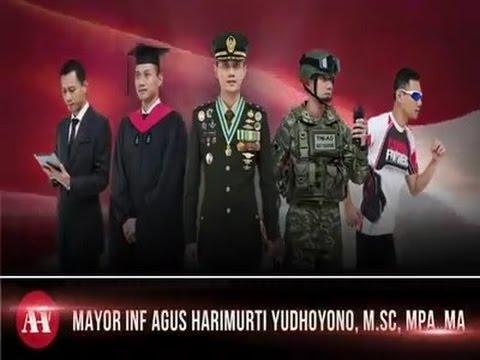 Inilah Segudang Prestasi Mayor Infanteri Agus Harimurti Yudhoyono MSc, MPA,   MA