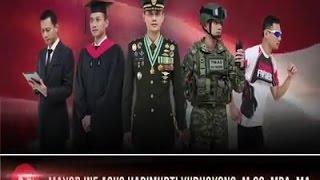 Download Video Inilah Segudang Prestasi Mayor Infanteri Agus Harimurti Yudhoyono MSc, MPA,   MA MP3 3GP MP4