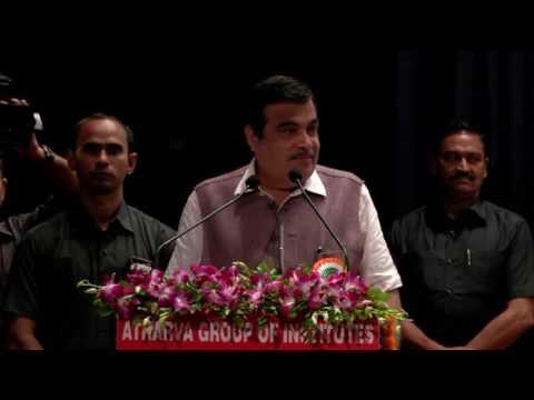 Shri Nitin Gadkari's speech on Economic Development & Liberalization