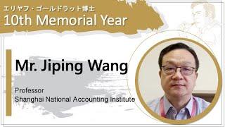 Jiping Wang Shanghai National Institute Professor