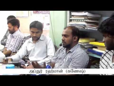 Tamil Islam Convert Abdur Rahman @ Ganesh Way to Paradise Class