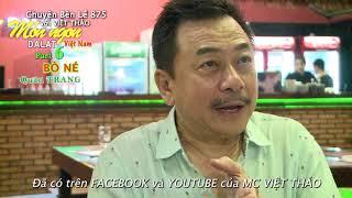 MÓN NGON ĐÀ LẠT (Part 6)- Bò NÉ Quán TRANG-1' Giới thiệu với MC VIỆT THẢO.