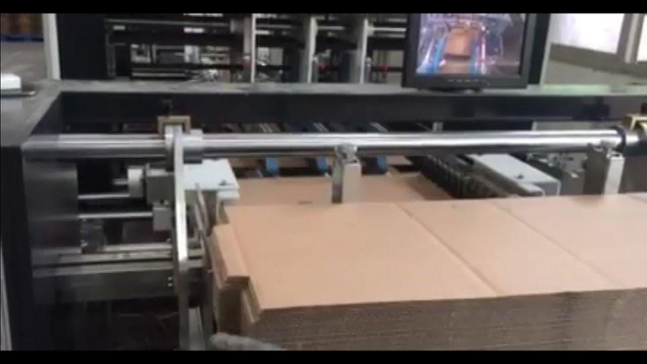 Corrugated Box Making Machinery - Corrugated Box Making Machine  Manufacturers