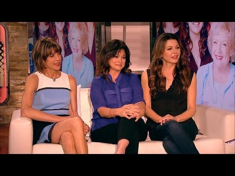 Download Saying Goodbye to 'Hot in Cleveland': The Ladies Reveal Who's Naughtiest On Set