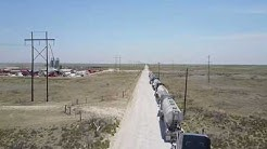 New Mexico Oilfield trucking