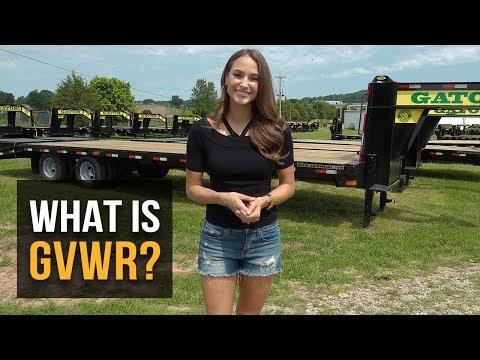 Understanding Your GVWR   Gatormade