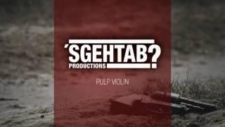 "Hip Hop Rap Beat Instrumental ""Pulp Violin"""