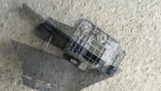 Педаль Газа БУ ГЛК x204 GLK Мерседес a2043002004, 2043002004