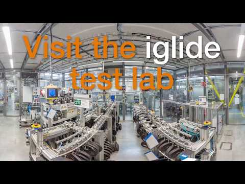 Inside the iglide® Test Lab