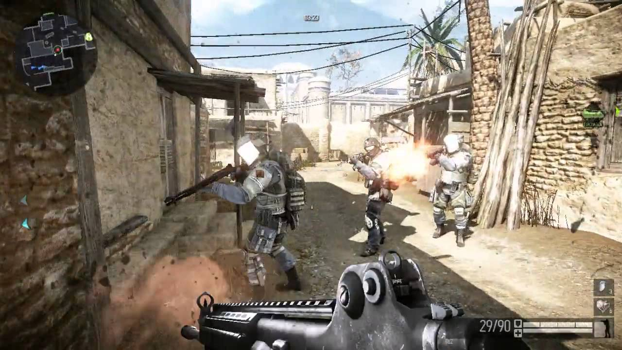 Warface Steam Co-op Gameplay - YouTube