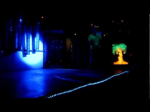 Juliza Alezae, Paradise Nightclub MC Host At Empress Hotel In Asbury Park NJ