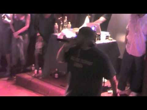 Bun B - Murder (Live @ Fitzgeralds in Houston, Texas - 8.26.11)