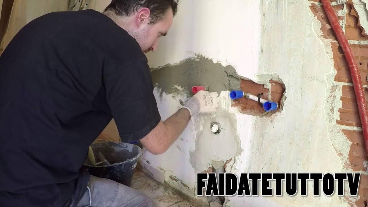 Come fare impianto idraulico cucina o bagno parte 3 - Come fare per andare in bagno ...