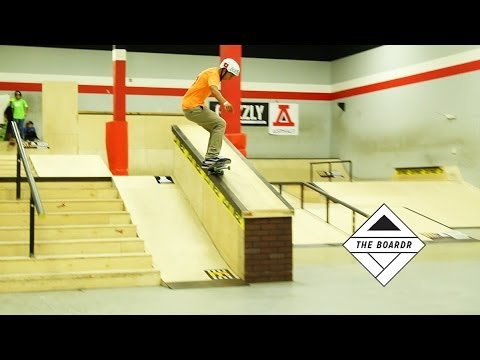 Grind for Life Skateboarding Contest Series: Ramp 48 Fort Lauderdale