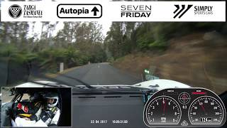 TS2 Sideling - first competitive stage for Targa Tasmania 2017
