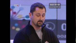 Uz nas niste sami, Uživo HTV1 30.12.2011.wmv