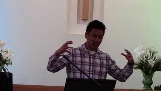 Josh Bondoc - Asquith Baptist Church - June 17, 2018