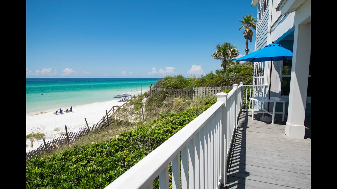 C Cottage Blue Mt Beach Gulf Front 5 Bedrooms Bathrooms