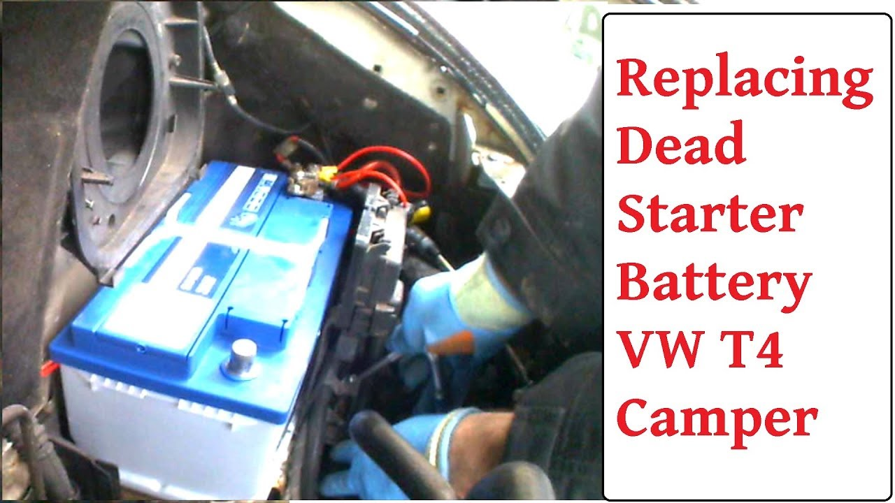 Replacing Starter Battery VW T4 Dead Starter Battery Replacement on vw fuse box diagram, vw wiring harness, vw generator diagram, vw steering diagrams, vw carb diagram, vw fuel pump diagram, vw bug electronic ignition wiring, vw beetle diagram, vw engine wiring, vw engine diagram, vw alternator wiring, vw light switch wiring, vw golf fuse diagram, vw beetle wiring, vw headlight wiring, volkswagen beetle body diagrams, electrical diagrams, vw bug wiper motor wiring, vw distributor diagram, vw cooling system diagram,