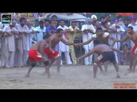 SHEIKHDAULT (Jagraon) Kabaddi Tournament || 4th OCT - 2014 || HD ||