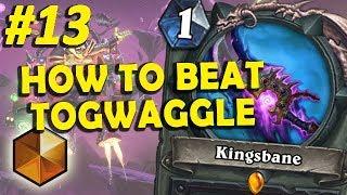 Boomsday Kingsbane Rogue vs Togwaggle Druid #13