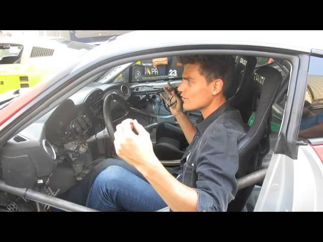 Børning - Stuntsjåfør Aasbø om jobben (bakomfilm)