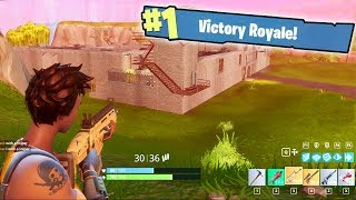 30 KILL GAME!!!! FORTNITE VICTORY ROYALE!!! (Fortnite Battle Royale)
