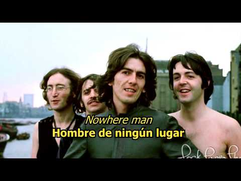 Клип The Beatles - Nowhere Man