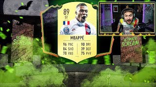 OMG MBAPPE AND SCREAMER PACKED!! FIFA 20