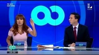 Magaly Medina dejó en ridículo a Mijael Garrido Lecca por apoyar Juegos Panamericanos