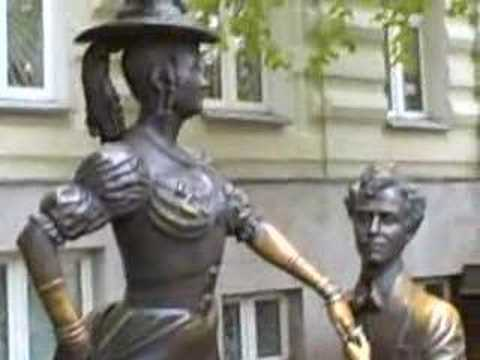 Romance in Kiev, Ukraine