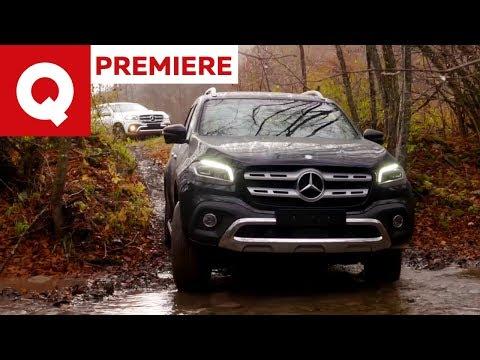 Mercedes Classe X: prime impressioni di guida sul pick-up con la stella | Quattroruote