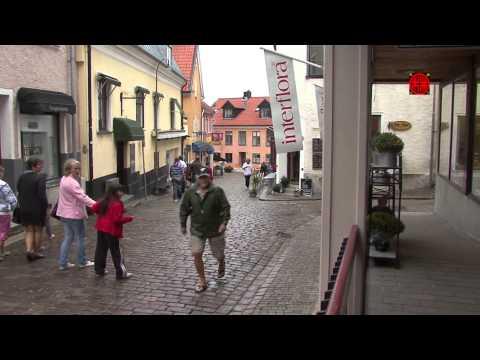 Visby 2, Innerstaden Del 1 - Gotland, Sweden