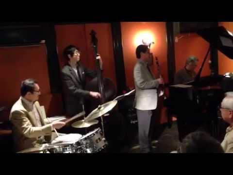 Twilight Special Jazz & Bar em's Pro-Ama Quartet (e-PAQ)(The birth of the blues)