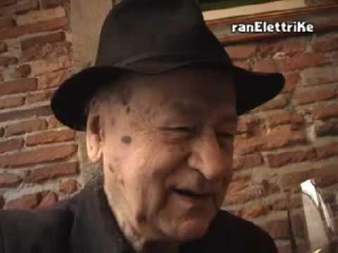Jonas Mekas interview Lucca 2008